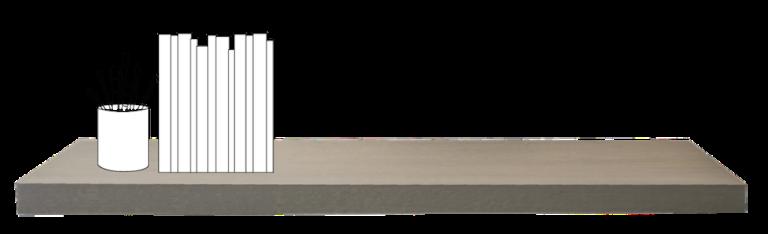 wandplanken in oak cement